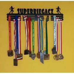 Wieszak na medale SUPERBIEGACZ