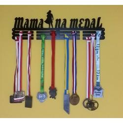 Wieszak na medale MAMA NA MEDAL