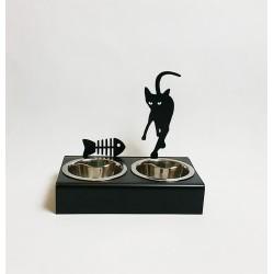 Metalowy-stojak-na-miski-dla-kota