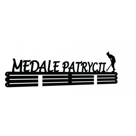 Personalizowany wieszak na medale