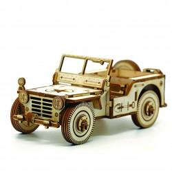 Puzzle 3D Samochód Terenowy