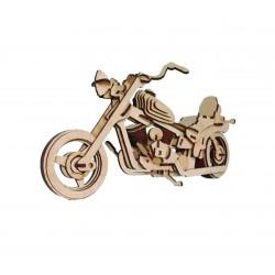 Puzzle 3D Motocykl