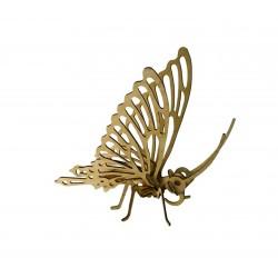 Puzzle 3D Motyl
