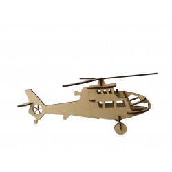 Puzzle 3D Helikopter