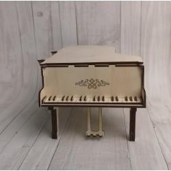 Pudełko fortepian